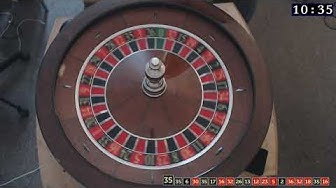 20 Minutes of Roulette Wheel Spins