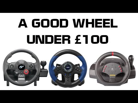 Can You Get A Good Racing Wheel For Under £100?