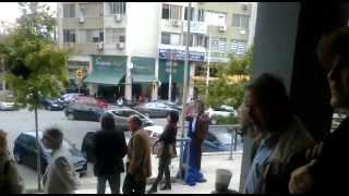 Κατέβασμα σημαίας ΕΕ, Δικαστήρια Θεσσαλονίκης