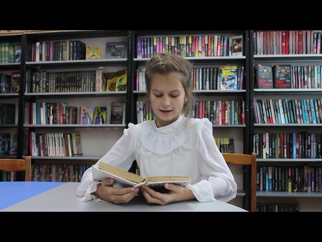 Изображение предпросмотра прочтения – КаринаРоманова читает произведение «Жил-был один слоненок» Э.Н.Успенского