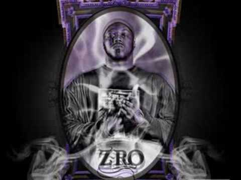 Z-RO-BABY GIRL SCREWED N CHOPPED