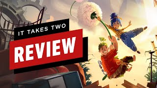 It Takes Two Review (Video Game Video Review)
