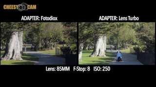 Mitakon Lens Turbo Focal Reducer MFT M43 Micro Four Thirds Adapter