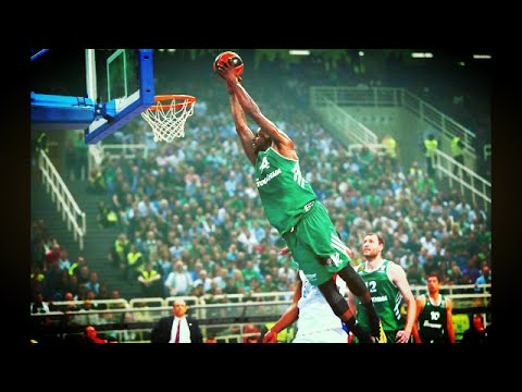 Best DUNKS of the 2014-2015 EUROLEAGUE Season (HD)