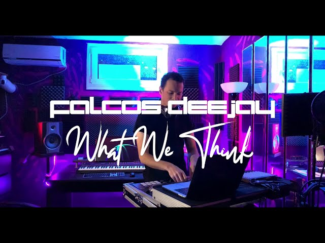 Falcos Deejay - What We Think (Teaser)