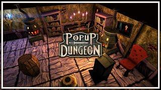 INCREIBLE JUEGO DE ROL CLÁSICO - POPUP DUNGEON Gameplay Español
