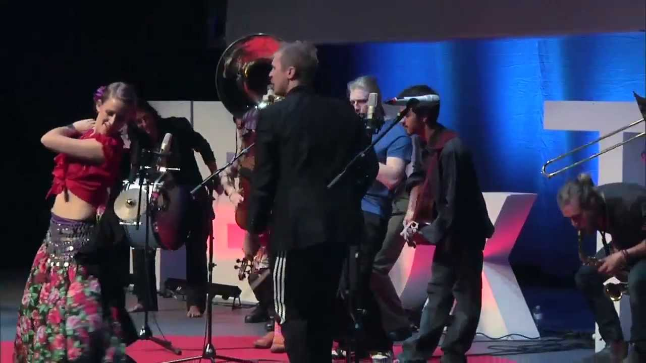 video: Lemon Bucket Orkestra