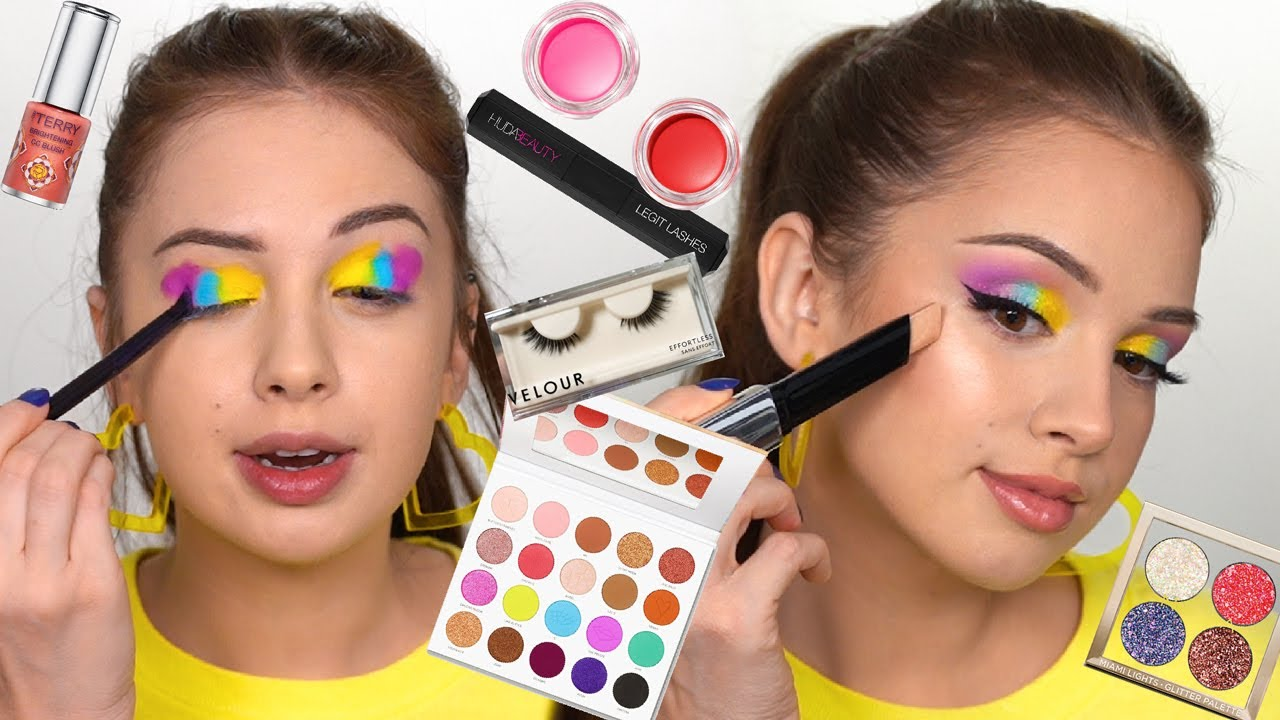 Testing Out NEW MAKEUP 2020 - LET'S PLAY WITH MAKEUP