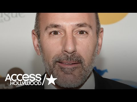 Matt Lauer's Personal Life: From His Kids to His Marriages  | Access Hollywood