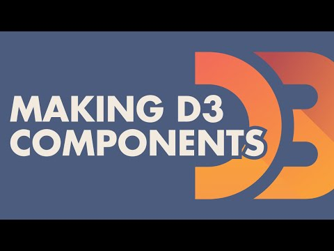 Creating D3 Components - Chris Price | July 2016