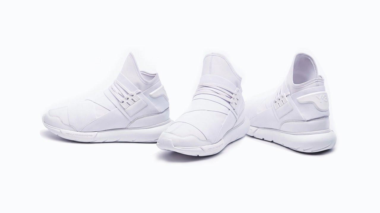 af7af6ecd Adidas Y3 Qasa High White los-granados-apartment.co.uk