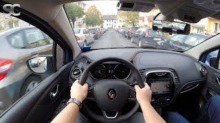 Renault Captur 1.5 Dci (2016) - Pov City Drive