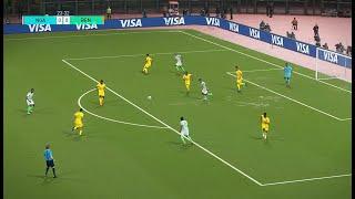 Nigeria vs Benin   Qualification Coupe d'Afrique CAN 2021   13 November 2019   PES 2018