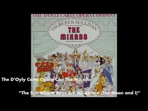The Sun Whose Rays Are All Ablaze - The Mikado