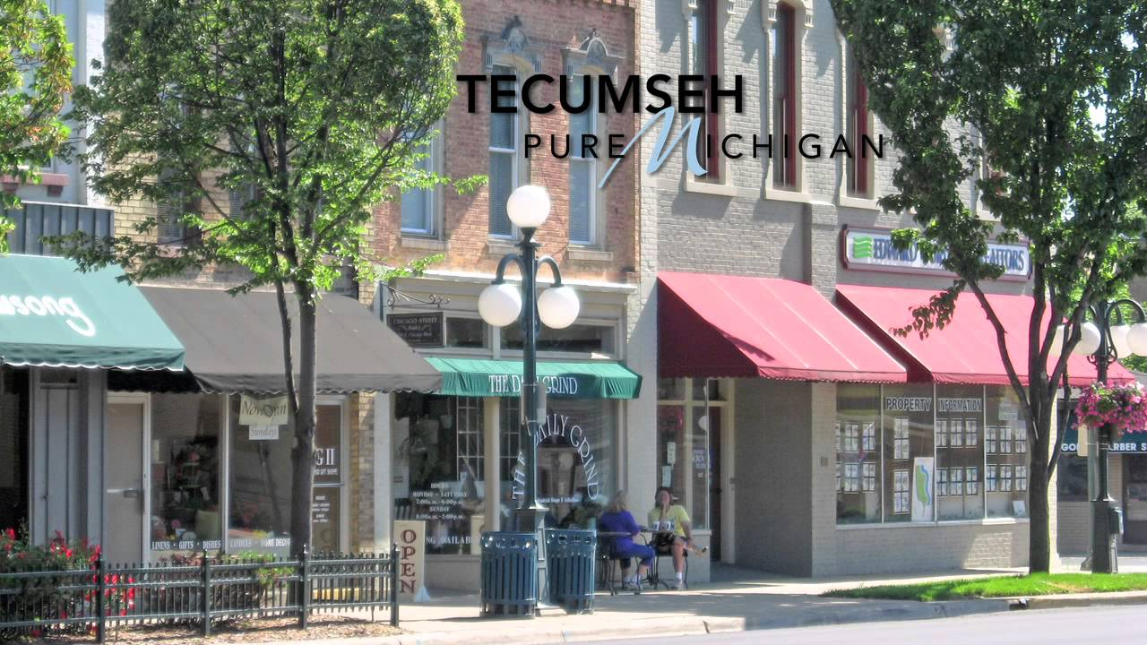 Visit Tecumseh Mi Pure Michigan Youtube