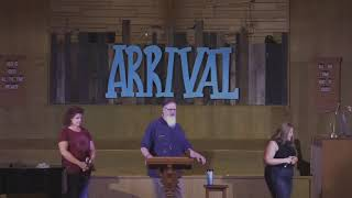 In the Beginning Was the Word - Arrival Series [8-2-20]