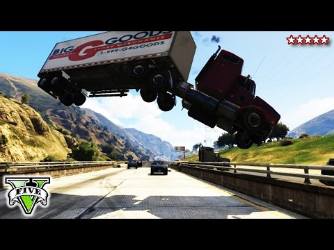 GTA 5 Goofing Around Online - GTA Online With The Crew