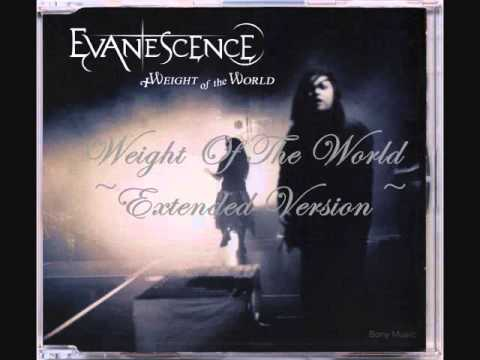 Evanescence Weight Of The World Extended Intro
