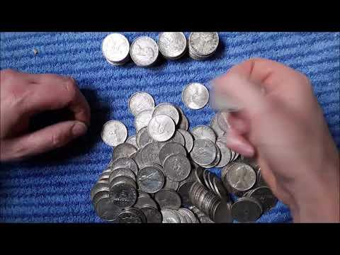 Over 44 Oz Italian Junk Silver In 500 Lire Coins