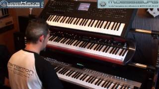 yamaha cp5 exemples de sons piano