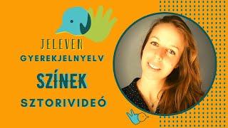 Jeleven online - SZTORIVIDEÓ 3 - Színek