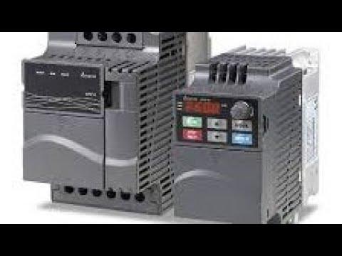 PLC VFD COMMUNICATION PROG DELTA PLC   VFD