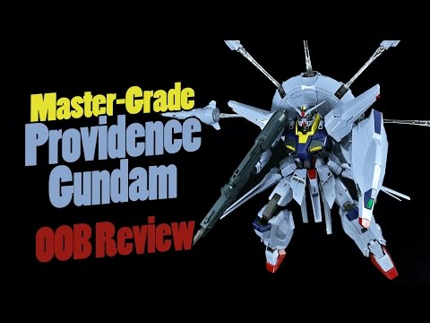 1122 - MG Providence Gundam (OOB Review)