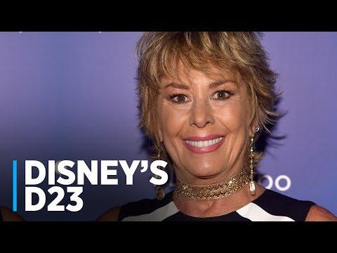WRECKIT RALPH 2: Paige O' Hara at Disney's D23 2017
