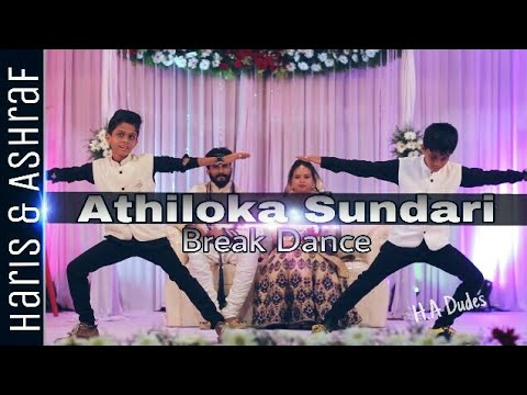 Break dance Haris & ashraf athiloka sundari full dance HD