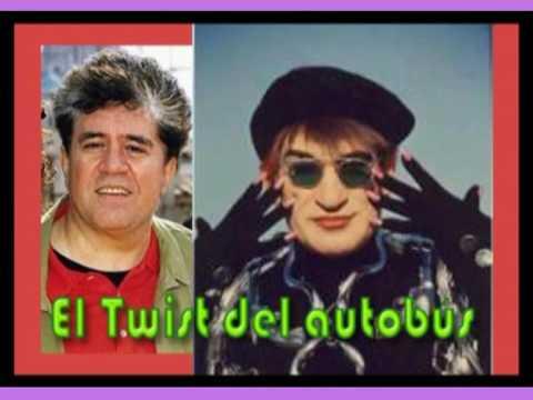 Pedro Almodóvar y Paco Clavel - El twist del autobús