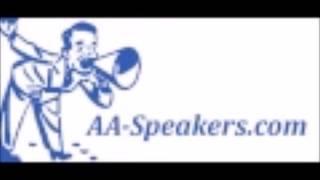 "AA Speaker Marla ""NEW"" Best Speaker this month!"