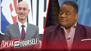 Download Player-controlled free agency is a mess Adam Silver can't fix — Whitlock | NBA | SPEAK FOR YOURSELF Mp3 and Videos