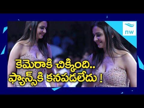 Rakul Preet Singh Glamour Show At Spyder Tamil Audio Function    Mahesh Babu    New Waves