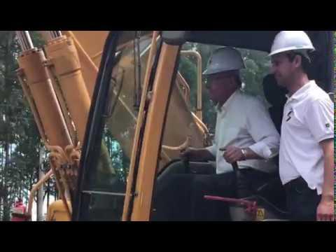 Começam as obras de modernização da Rodovia Raposo Tavares