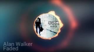 Video [Trap] Alan Walker - Faded ( Slushii Remix ) download MP3, 3GP, MP4, WEBM, AVI, FLV Juli 2018