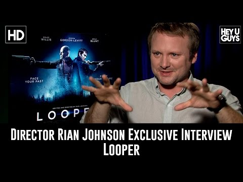 Rian Johnson Interview - Looper