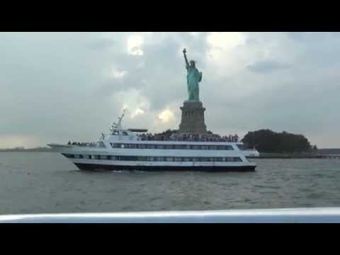 New York City   Boat Tour to the Statue of Liberty   September 5, 2014