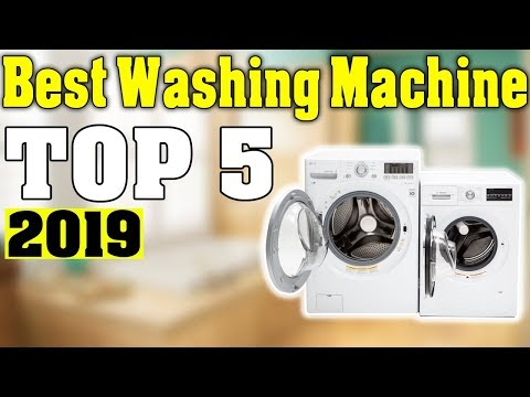 TOP 5: Best Washing Machine 2019