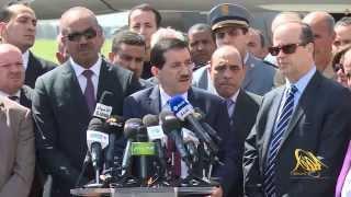 شركة الخطوط الجوية الجزائرية تستلم طائرة جديدة ايرباص 200-300