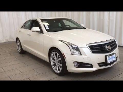 2014 Cadillac ATS Lansing, Calumet City, Highland, Matteson, Orland Park, IL PFD4931