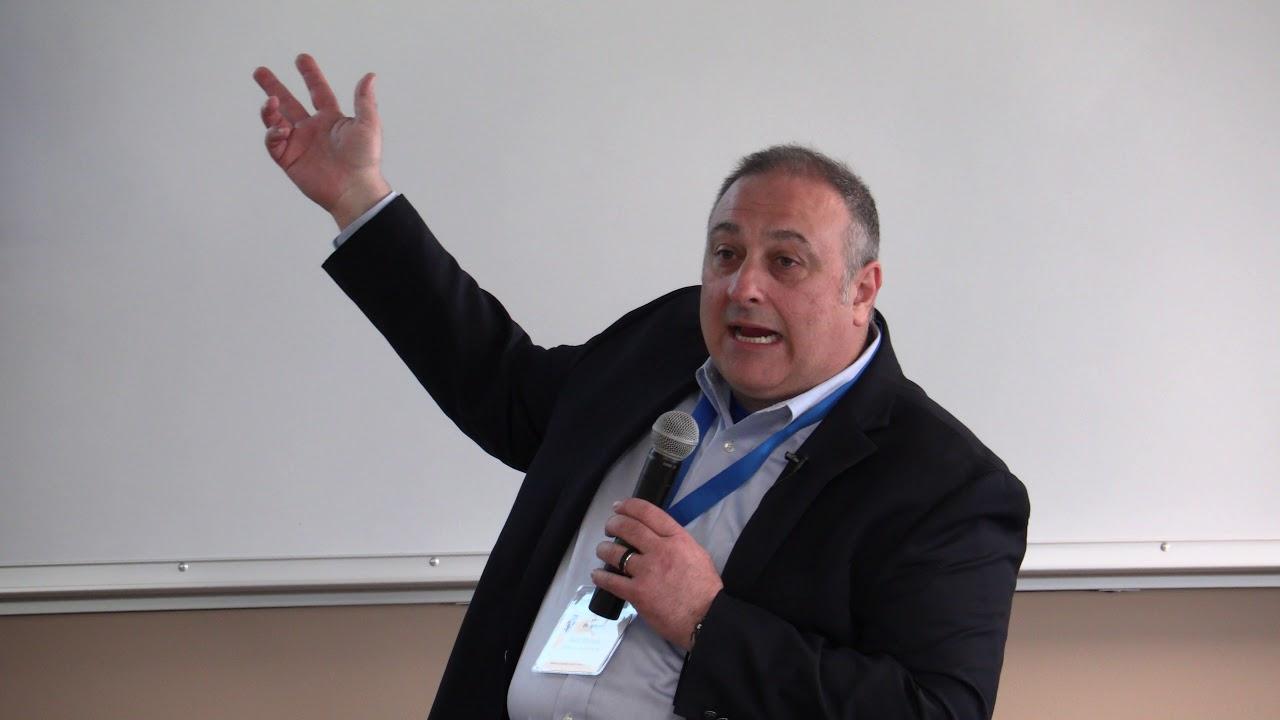 Joe Michuda Headlines Safety Talks at 2018 HESNI