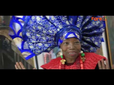 Time-out With Chief Nike Davies-Okundaye #NikeArtGallery #clothing #Chat #ForeTv
