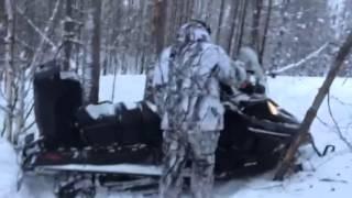 Высший пилотаж на снегоходе. Ханты-Мансийск(, 2014-12-16T15:12:02.000Z)
