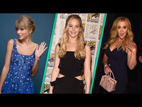 7 Celebrities Who Made Us Want To Be Their Best Friend In 2015