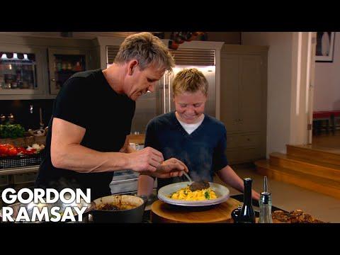 Italian Inspired Recipes | Gordon Ramsay