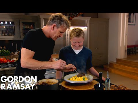 Italian Inspired Recipes | Gordon Ramsay