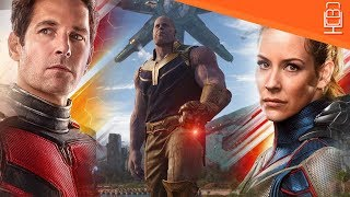 WHY Ant-Man and the Wasp Were Left Out of Avengers Infinity War