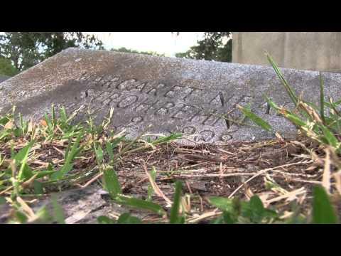Old Orlando Cemetery where history comes alive
