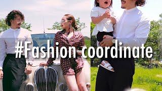春夏のファミリー👨👩👧カップル💑コーディネート【カジュアル・クラシカル】Fashion coordinate 👠 thumbnail