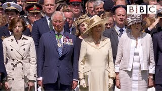 D-Day 75: Remembering the Fallen - BBC